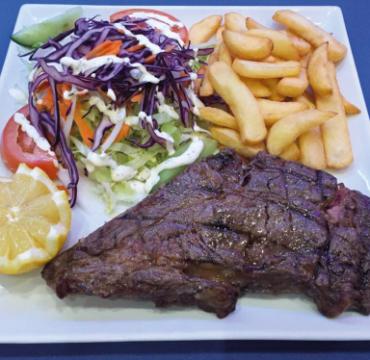 Côte à l'os (bœuf irlandais)
