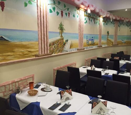 La Grillade Chez Nikos - restaurant grec & Livraison Bruxelles