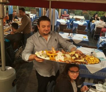 Restaurant - Serveur